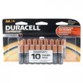 Duracell Coppertop paquet 16 piles AA