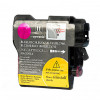 Brother LC61M Compatible Magenta Ink Cartridge High Yield - 1/Pack