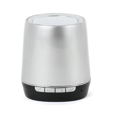Haut Parleur Bluetooth sans-fil PhoneGala® SpeGO, Argent