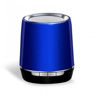PhoneGala® Haut Parleur Bluetooth sans-fil SpeGO, Bleu