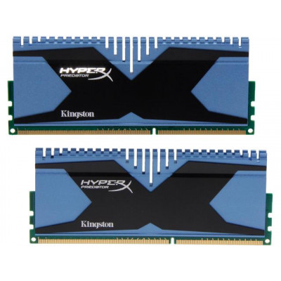 8Go 2400 DDR3 Kingston HyperX Predator *USAGÉ*