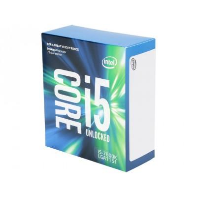 Intel Core Processeur i5-7600K Kaby Lake Quad Coeur LGA1151