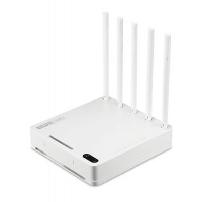 TOTOLINK Routeur A5004NS 11AC 1600Mbps 5GHz Wi-Fi, VPN