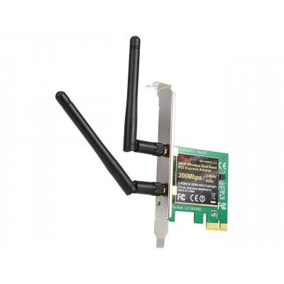 Carte internet sans fil double bande Rosewill RNX-N600PCE v2.0 300Mbps